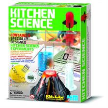 Mutfak Bilimi - Kitchen Science