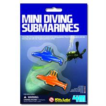 Mini Deniz Altı - Mini Diving SubMarine