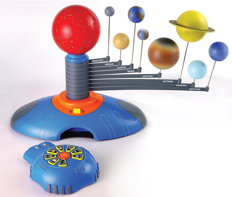 solar system model - 750×750